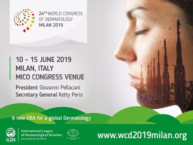 Medflixs - 24th World Congress of Dermatology Milan 2019