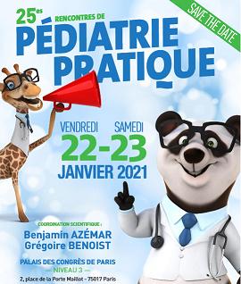 18ème rencontres de pediatrie pratique 2021